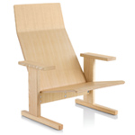 mattiazzi quindici lounge chair - Bros Bouroullec - mattiazzi