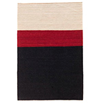 melange color rug  -