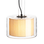 mercer suspension lamp  -