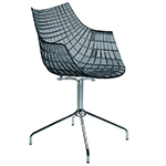 meridiana side chair  - driade
