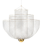 meshmatics chandelier  -