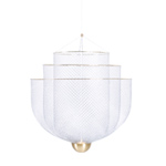 meshmatics chandelier small  - moooi