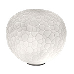 meteorite table lamp  -