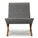 mg501 cuba chair outdoor  - Carl Hansen & Son
