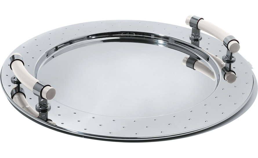 michael graves round tray