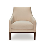 miles low lounge chair  -