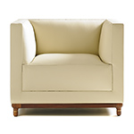 mills lounge chair  - Bernhardt Design