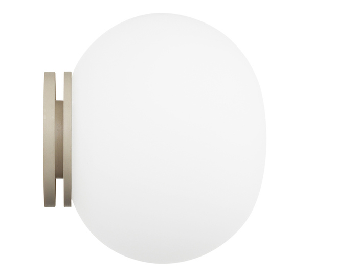 mini glo ball ceiling/wall light