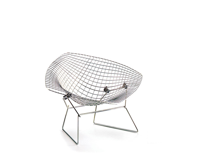 miniature diamond chair
