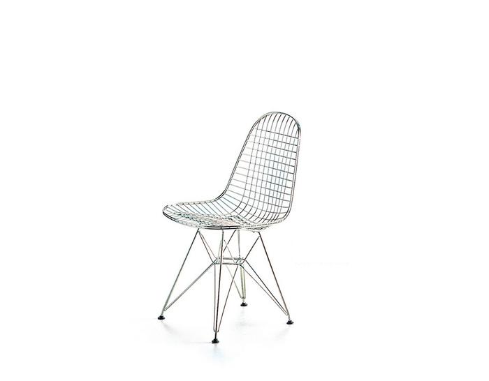 miniature eames dkr wire chair