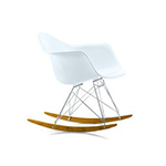 miniature eames rocker  -