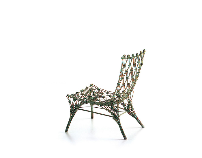 miniature wanders knotted chair