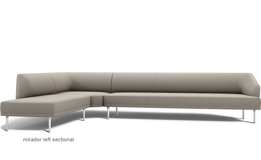 mirador sectional sofa