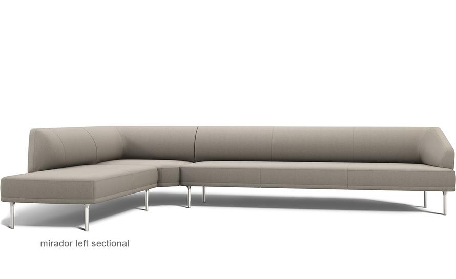 mirador sectional sofa