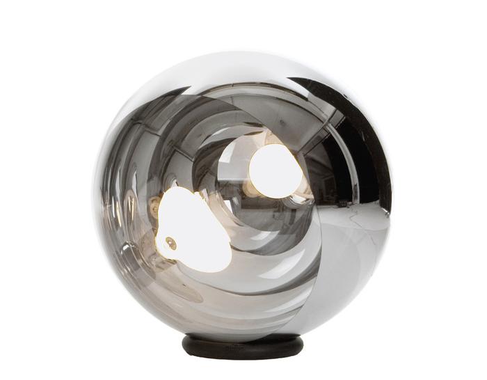 mirror ball lamp