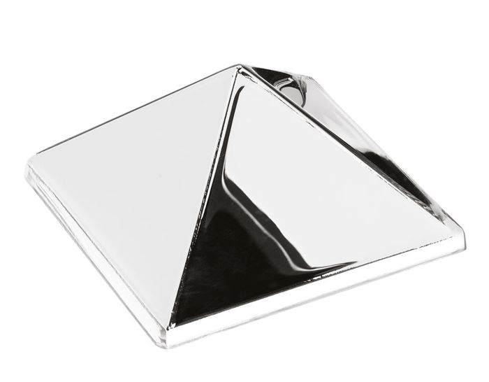 panton mirror sculpture 1 pyramid