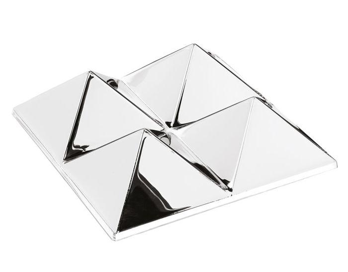 panton mirror sculpture 4 pyramid