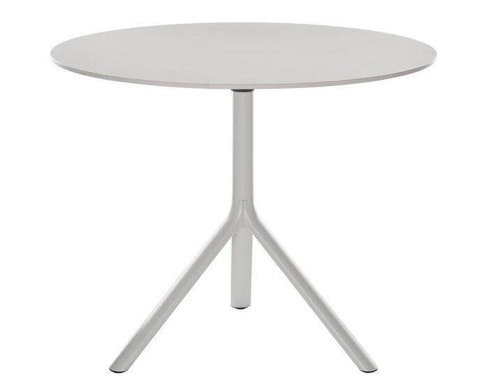 miura fixed round table