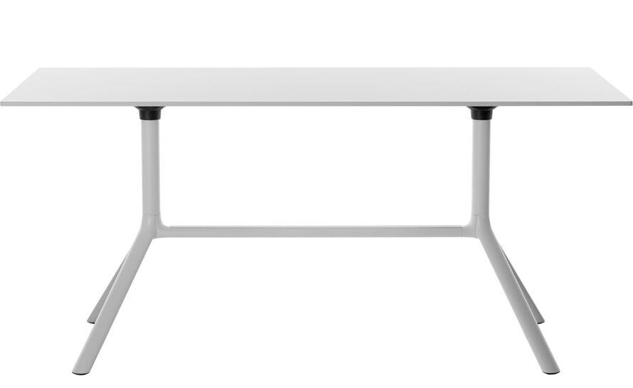 miura rectangular folding table