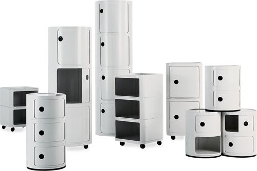modular componibili components