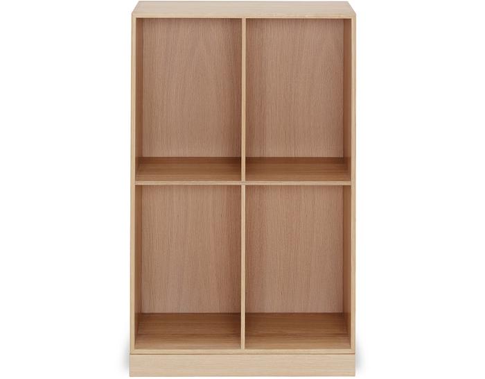 mogens koch 2/3 bookcase