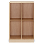 mogens koch 2/3 bookcase  -