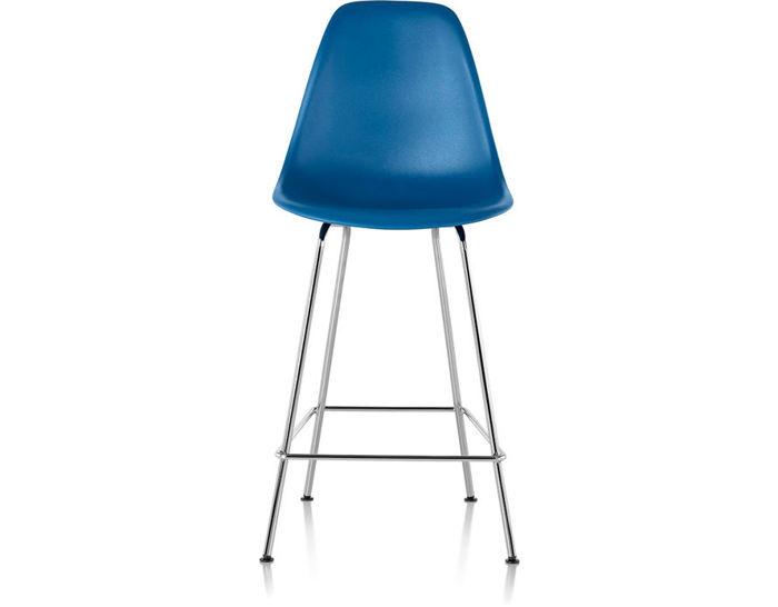 eames® molded plastic stool
