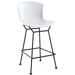 bertoia molded shell stool  -
