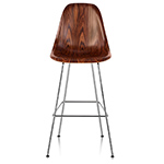 eames® molded wood stool  -