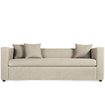 mono sleeper sofa  - blu dot