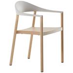 monza armchair - Konstantin Grcic - Bernhardt Design + Plank