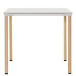 monza square table - Konstantin Grcic - Bernhardt Design + Plank