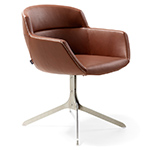 mood star base strip frame chair - Rene Holten - artifort