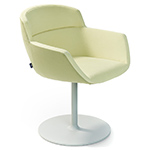 mood disc base chair  -