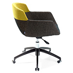 mood active 5 star base chair  -