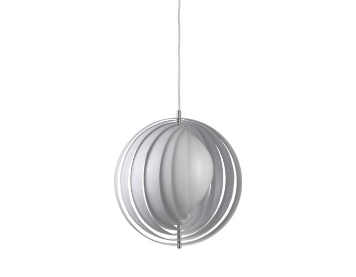 panton moon suspension lamp