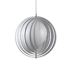 panton moon spherical lamp - Verner Panton - VerPan aps