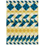 mosaiek kilim rug  -