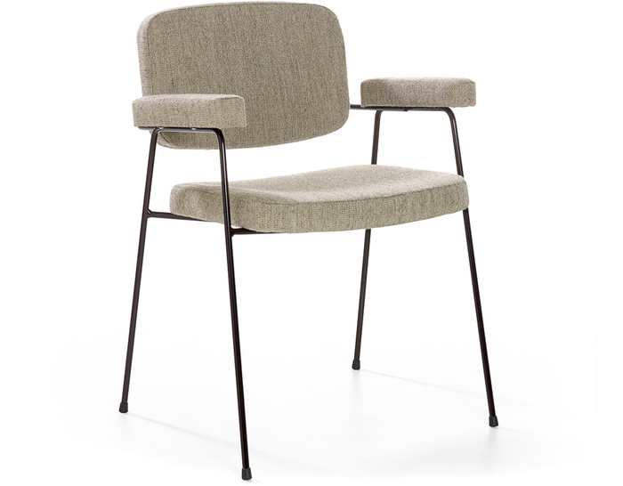 pierre paulin moulin armchair f0927