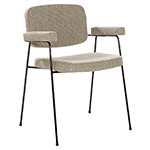 moulin armchair f0927  -