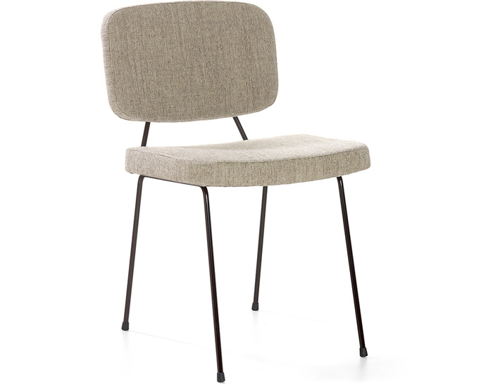 pierre paulin moulin side chair f0907