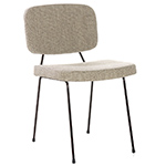 pierre paulin moulin side chair f0907  -