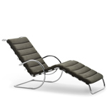 mr adjustable chaise lounge - Ludwig Mies Van Der Rohe - Knoll