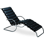 mr adjustable chaise - Ludwig Mies Van Der Rohe - Knoll