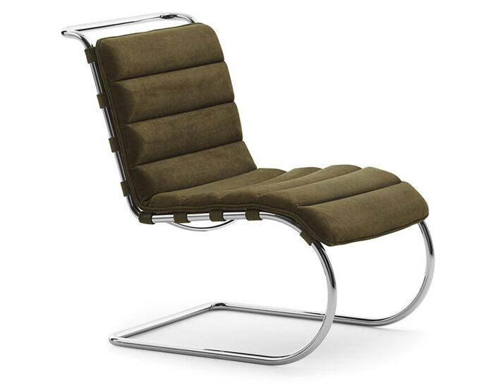 mr armless lounge chair