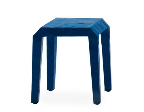 mr. b low stool