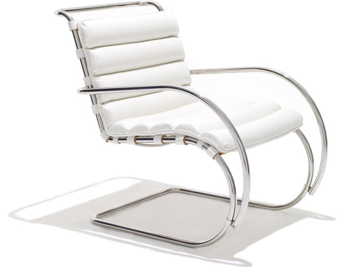 van der rohe furniture. Modren Furniture Mr Lounge Chair With Arms Inside Van Der Rohe Furniture