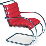 mr lounge arm chair - Ludwig Mies Van Der Rohe - Knoll