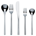 mu 5-piece cutlery set  - Alessi