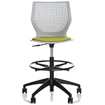 multigeneration high task chair with 5-star base  -